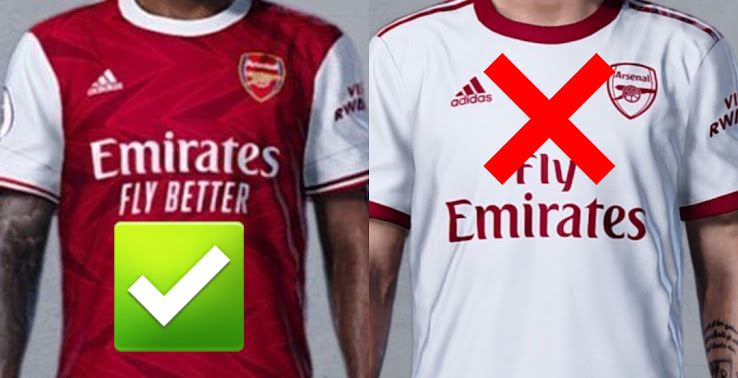Alert This Is Not The New Adidas Arsenal 20 21 Away Kit Footy Headlines