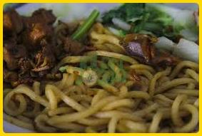 Wisata Kuliner Mie Ayam Goreng Jogorogo Ngawi