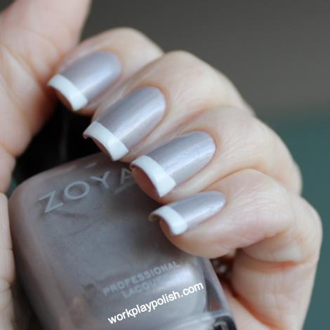 Zoya Harley French Manicure