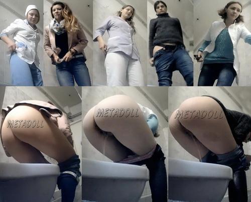 PissWC 194 (Spy Cam - Ladies Toilet in the Clinic)