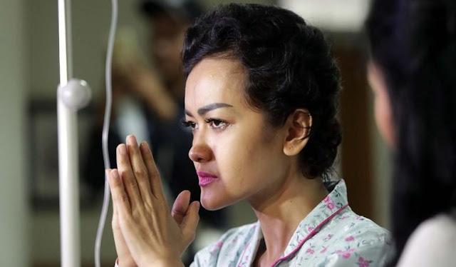 Usai Operasi Epidural, Julia Perez Masih Merasa Panas Dingin