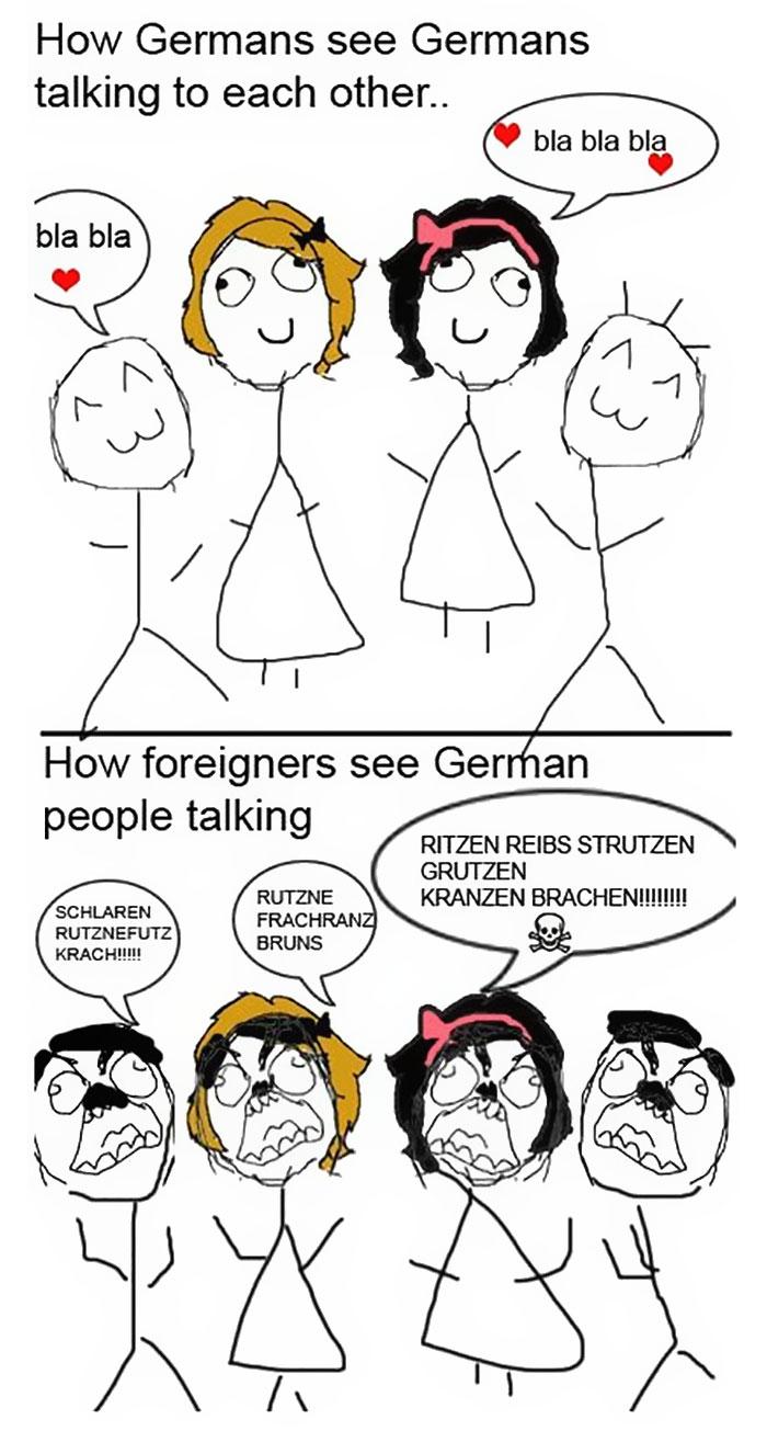 15 Meme Ini Membuktikan Betapa Unik dan Sulitnya Bahasa Jerman   MogiMogy