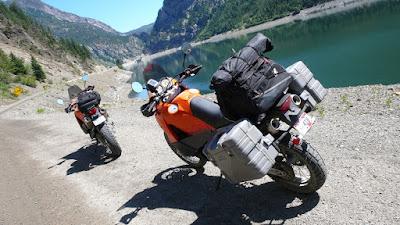 Turismo en moto