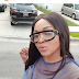 Mercy Aigbe flashes cleavage in transparent outfit