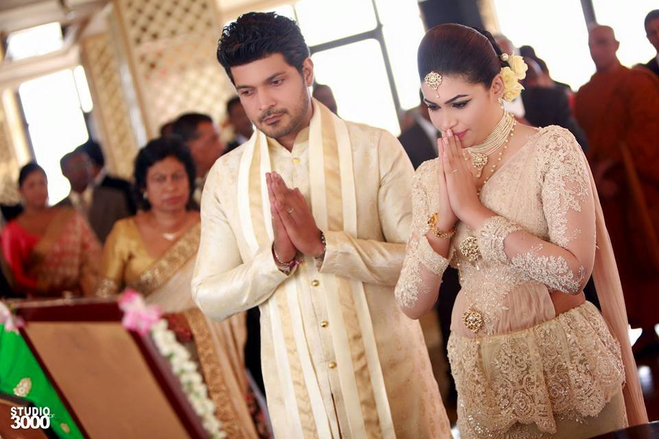 Our Lanka: Hirunika Premachandra's Wedding Photos