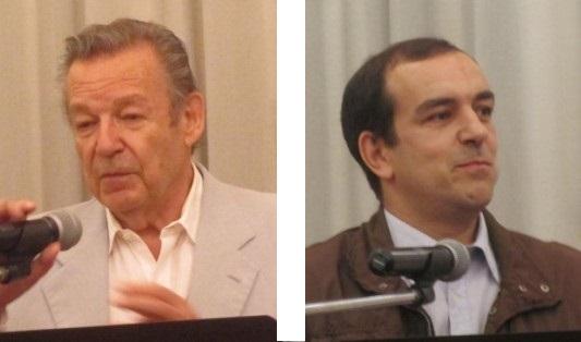 Luis y Alexis Racionero