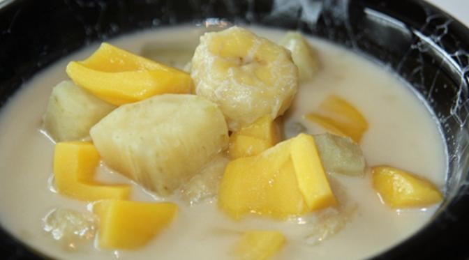 kolak pisang nangka