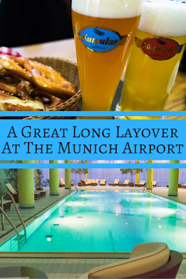 Travel the World: Got a long layover in Munich but don't want to leave the airport? The Munich has awesome options for a stopover.