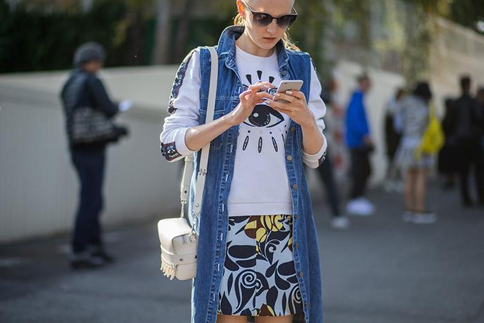 fashion week social