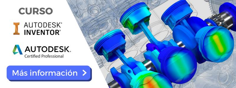 curso autodesk inventor certificado