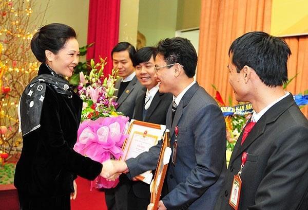Chủ đầu tư Nam Cường có vị thế lớn trên thị trường bất động sản.