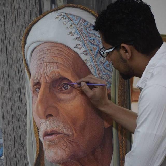 الْرَجُل العَجَوُز يَضَع اليمن في المُقدمِة
