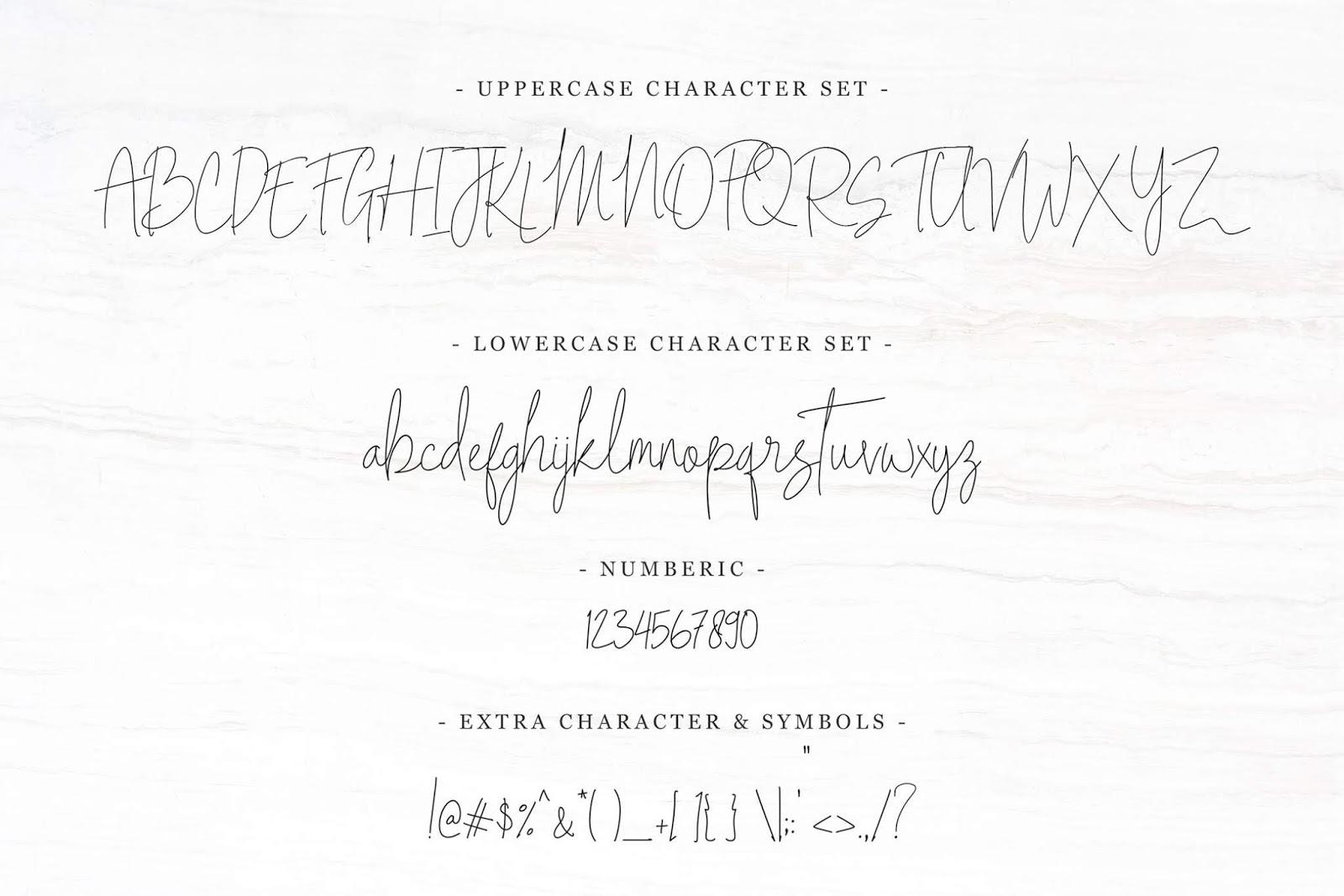 Indesign Signature Font Free Download - Free Script Fonts