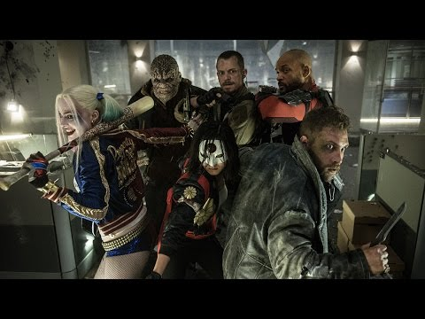 Suicide Squad 2016 Watch Online