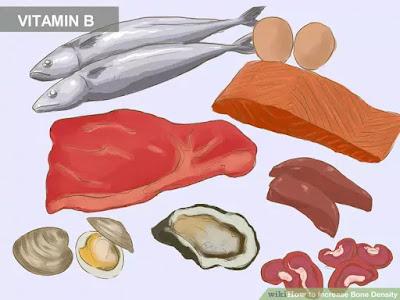 manfaat dan kegunaan vitamin B untuk tulang