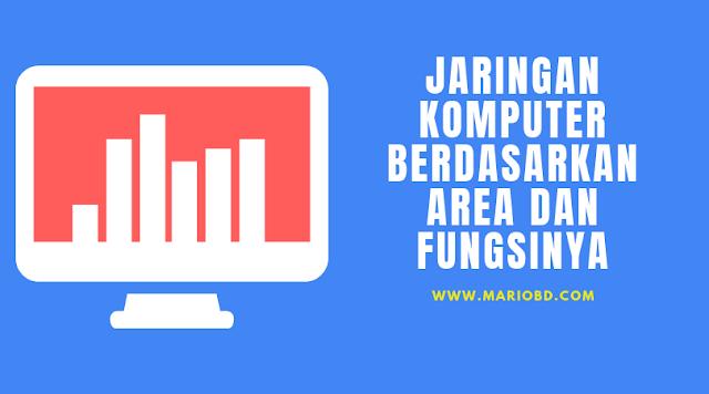Jaringan Komputer Berdasarkan Area Dan Fungsinya - Mario BD
