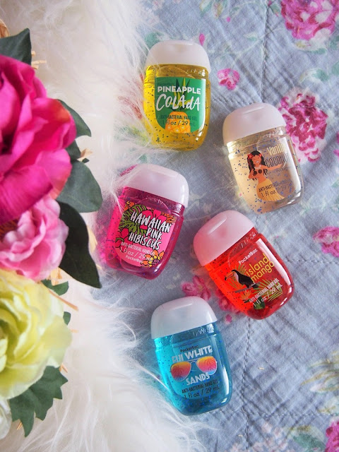 antibakteriálne gély na ruky bath and body works notinosk