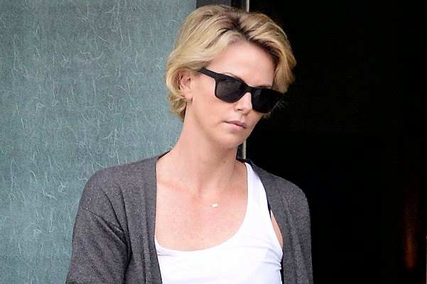 It's official Charlize Theron will star in the drama of Sean Penn