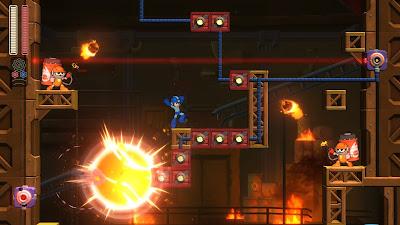 Mega Man 11 Game Screenshot 8