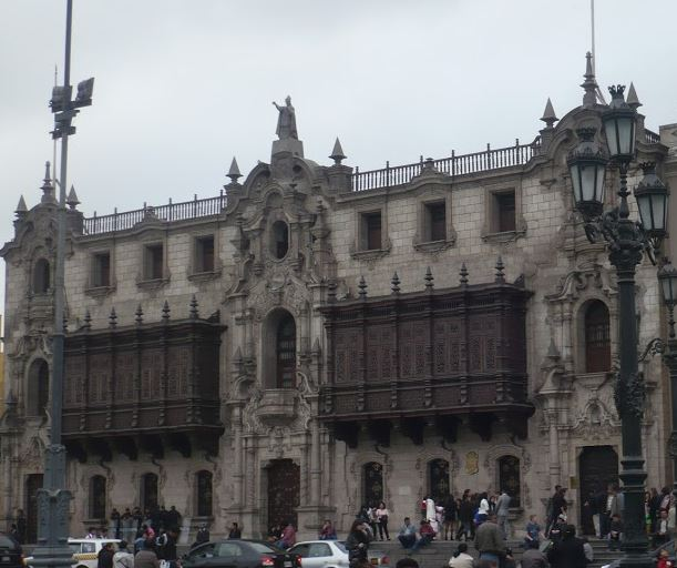 Palazzo Arcivescovile di Lima