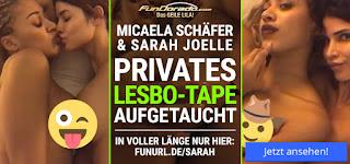 Schäfer nacktvideo micaela Micaela Schäfer