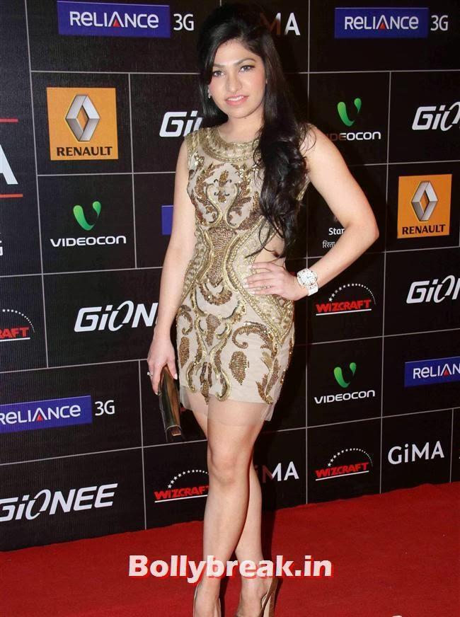 Tulsi Kumar, Global Indian Music Awards 2014 Pics