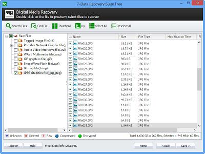 7 Data Recovery recupere os seus arquivos