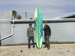 custom made surfboards all shapes and sizes San Clemente Surfboards by Paul Carter