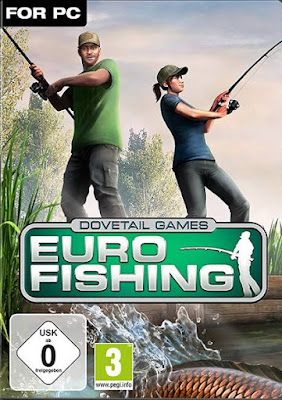 Euro Fishing Cover Logo Banner