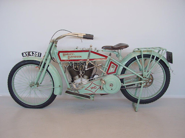 Harley-Davidson Model 11F (1915) Price, Specs, Review, Top speed, Wikipedia, Color