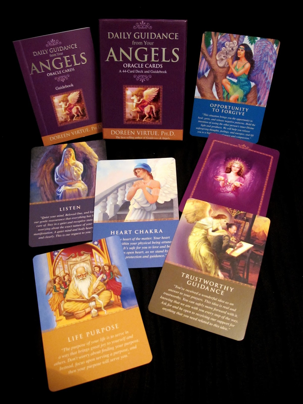 Oracle Card Accept Heaven S Help: Inspired Pathways Of Being: Review: Daily Guidance From