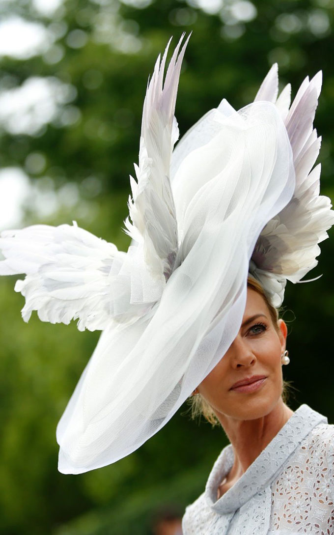 2016 Royal Ascot Fashion