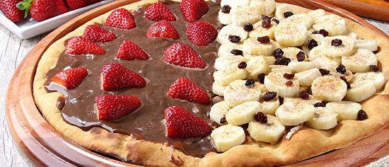 7 curiosidades sobre a pizza - Pizzas exóticas
