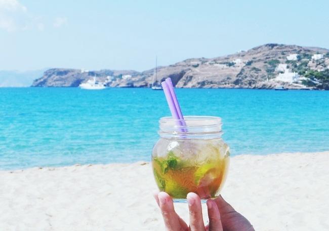 Ios island best cocktails