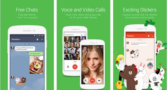 LINE Free Calls & Messages Screenshots