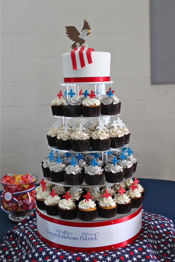 Eagle Scout Court Of Honor Cake Toppers