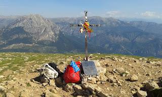 Cap de la Gallina Pelada (El repte dels 100 cims)
