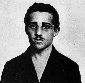 Gabrilo Princip primera guerra mundial