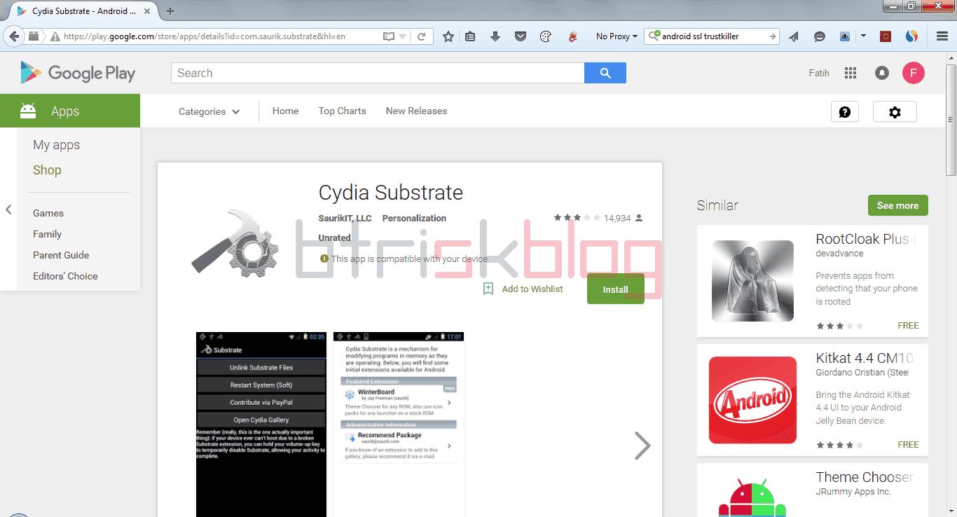 Android SSL Pinning (Certificate Pinning) Hakkında Herşey