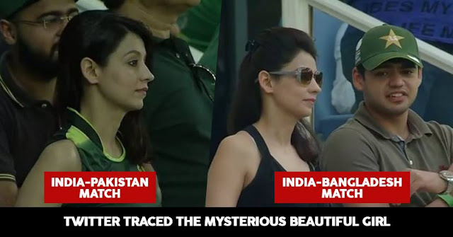 The Female Pakistani Fan Has Gone Viral. Indians Can't Stop Talking About Her