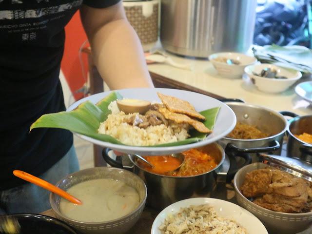 kuliner nasi nusantara murah di bandung