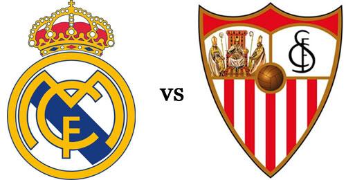 Con Mi Bandera Desde La Giralda Previa Real Madrid Sevilla Fc