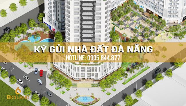 Môi giới ký gửi nhà đất Đà Nẵng