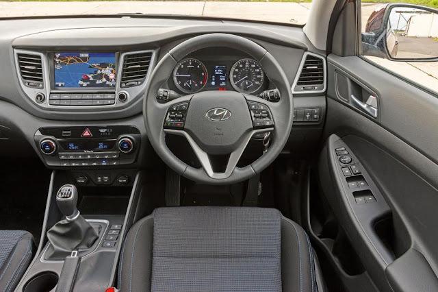 Hyundai Tucson Mk2