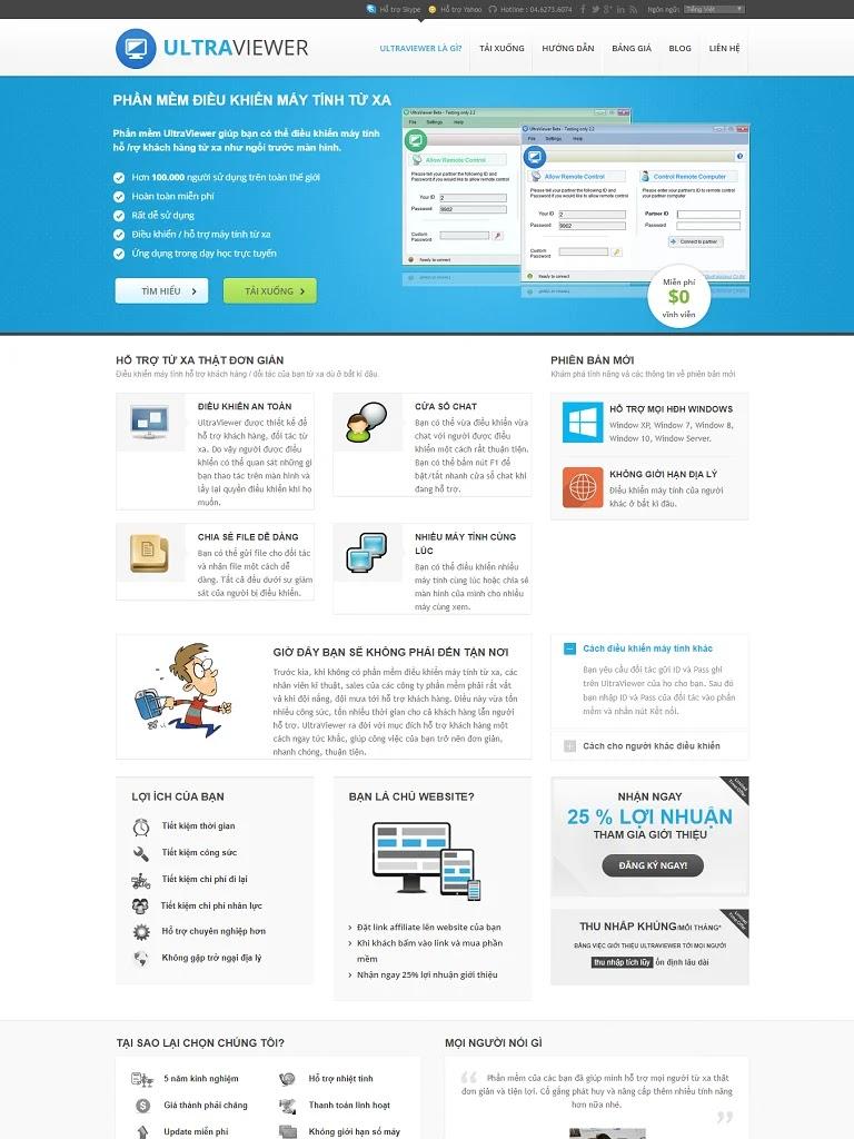 Chia sẻ Template Blogspot giống Ultraview miễn phí - Ảnh 1