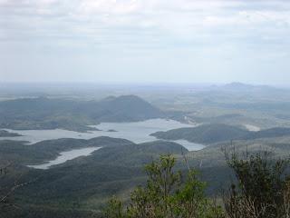 Cerro Galano, Presa de Gibara