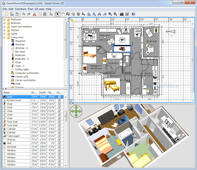 Interior designing software free and easy to use toptrix Easy interior design software