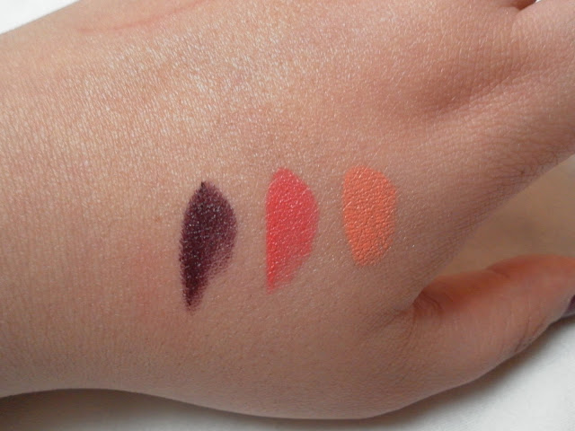 A picture of Sleek Lipstick Swatches