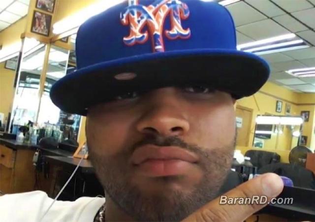 El barbero dominicano Joseph Luna (Jay), asesinado en El Bronx