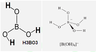 Welcome to ChemZipper !!: BORIC ACID (H3BO3)
